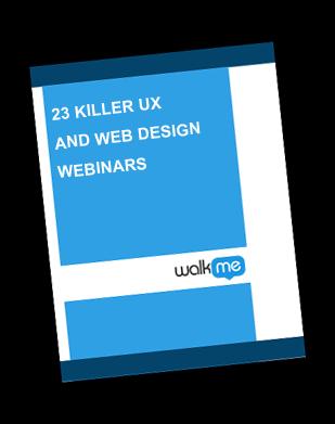 UX WEBINARS